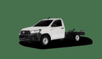 Toyota Single Cabin full