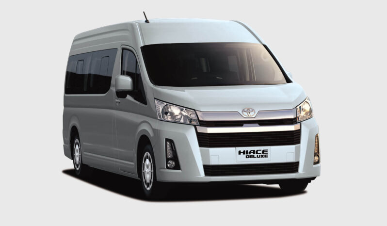 Toyota Hiace Deluxe full