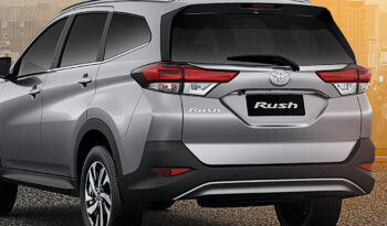Toyota Rush full