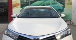 IMMACULATE CONDITION COROLLA GLI AT 2017,WHITE COLOR ONLY 73,000KM DRIVEN,WITH 6 MONTHS OR 10,000KM WARRANTY ON ENGINE AND GEARBOX.