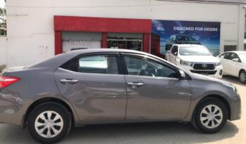 IMMACULATE CONDITION COROLLA GLI AT 2016,GUN METALLIC COLOR,WITH 6 MONTHS OR 10,000KM WARRANTY ON ENGINE AND GEARBOX. full