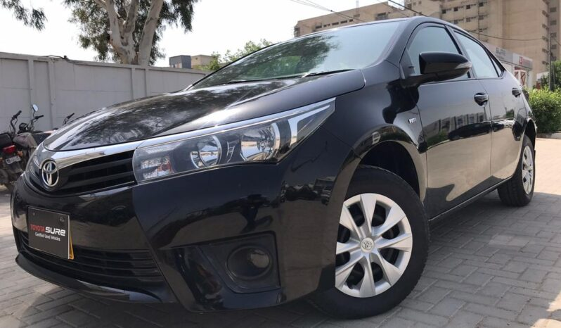 IMMACULATE CONDITION XLI MT 2017 ATTITUDE BLACK COLOR, ONLY 52,000KM DRIVEN WITH 6 MONTHS OR 10,000KM WARRANTY ON ENGINE AND GEARBOX. full