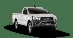 Toyota Single Cabin