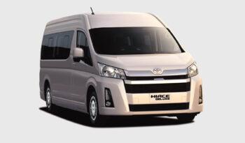 Toyota Hiace Deluxe full