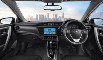 Toyota Corolla full