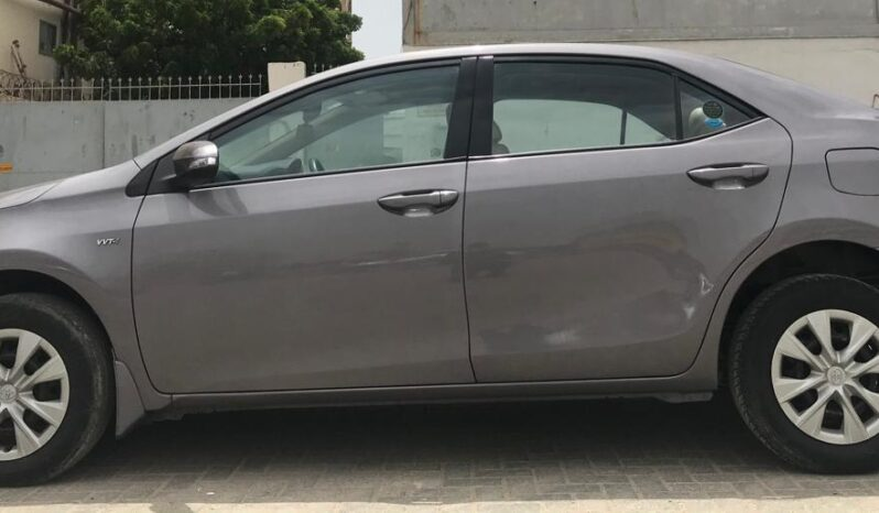 GLI MT 2016 GUN METALLIC COLOR, 66,000KM DRIVEN, WITH 6 MONTHS OR 10,000KM WARRANTY ON ENGINE AND GEARBOX. full